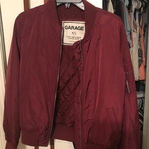 Garage jacket, size small